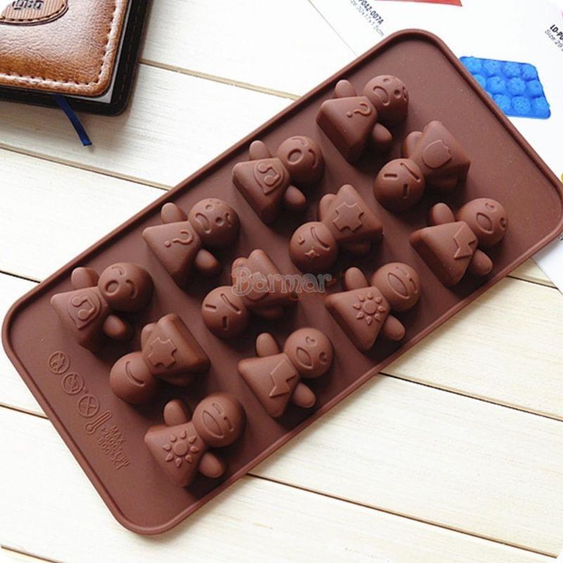Формы для шоколадных фигур