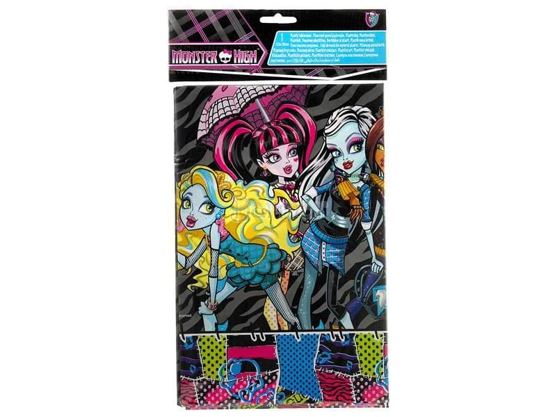 MONSTER HIGH MASA ÖRTÜSÜ