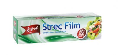ROLL-UP GIDA STRECH FİLM 30x300 METRE