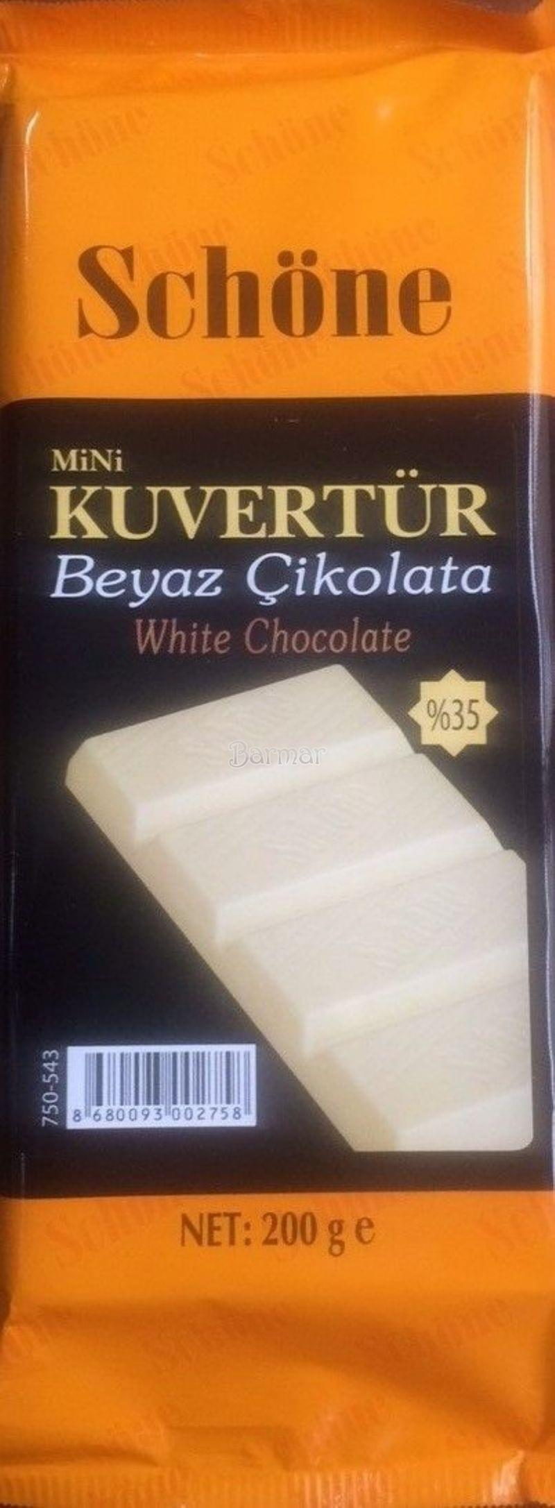 OVALETTE SCHONE MİNİ KUVERTÜR FİLDİŞİ 200 GR