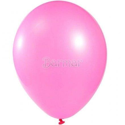METALİK PEMBE BALON